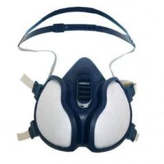 Demi-masque réutilisable sans entretien - 3M