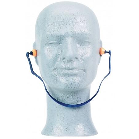 Arceau antibruit 3M pour une protection auditive des professionnels de la réparation automobile.