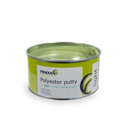 Mastic polyester de finition universel LIGHT FINIXA GAP 30