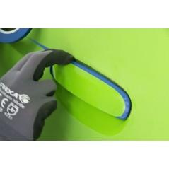 Ruban de masquage bleu en PVC