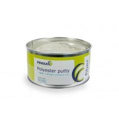 Mastic polyester FIBER fibres de verre FINIXA GAP 40