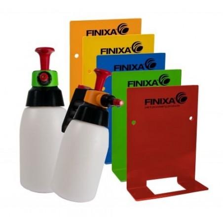 Les capsules de codage pour le pulvérisateur résistant aux solvants.
