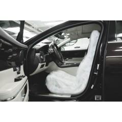 Housse de protection pour siège en plastique