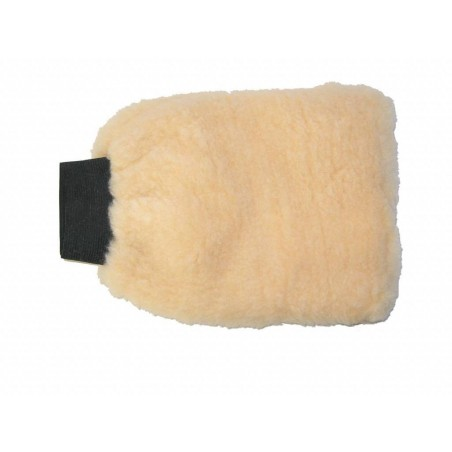 Gant de lavage polywool