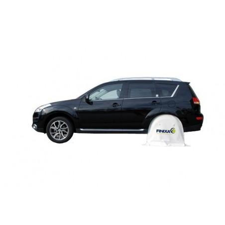 Housse de protection pour roue de voiture et passage de roue FINIXA.