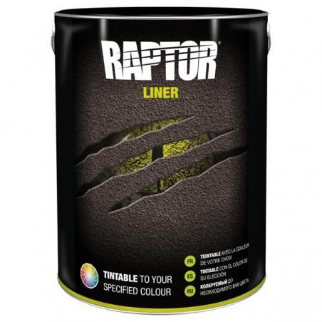 REVÊTEMENT 2K teintable 5l - UPOL RAPTOR