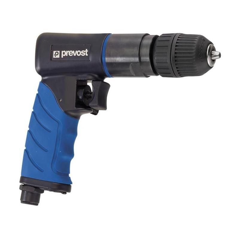 Perceuse revolver 13mm 2 vitesses  avec poignée - PREVOST TADP380800