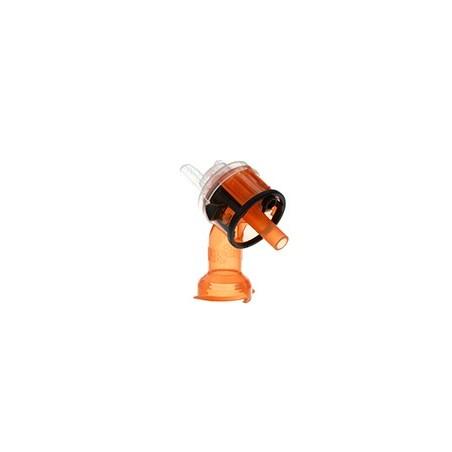 La tête de pulvérisation orange 1.4 mm. Parfait pour pistoler un matériau d'étanchéité.