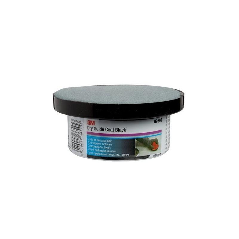 Guide de ponçage cartouche noir  3M-09560