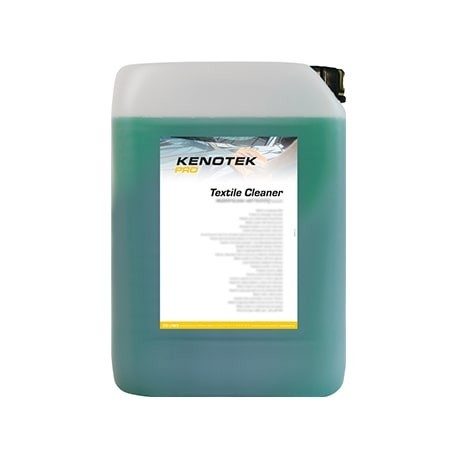 KENOTEK textile cleaner. Nettoyant intérieur concentré.