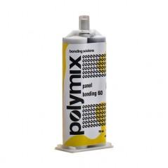 Colle 2K 60 min pour métal 50 ml- POLYMIX 6001.050