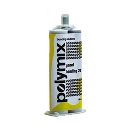 Colle 2K pour métal 50 ml RAPIDE POLYMIX 6002.050