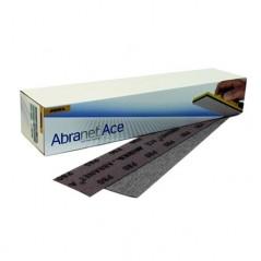 Papier abrasif 70 x 420 mm velcro P80 - MIRKA ABRANET ACE