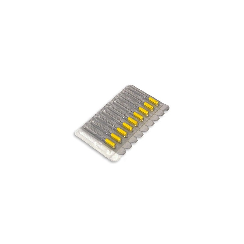 Aiguilles de remplacement anti-poussières FINIXA CNS 12