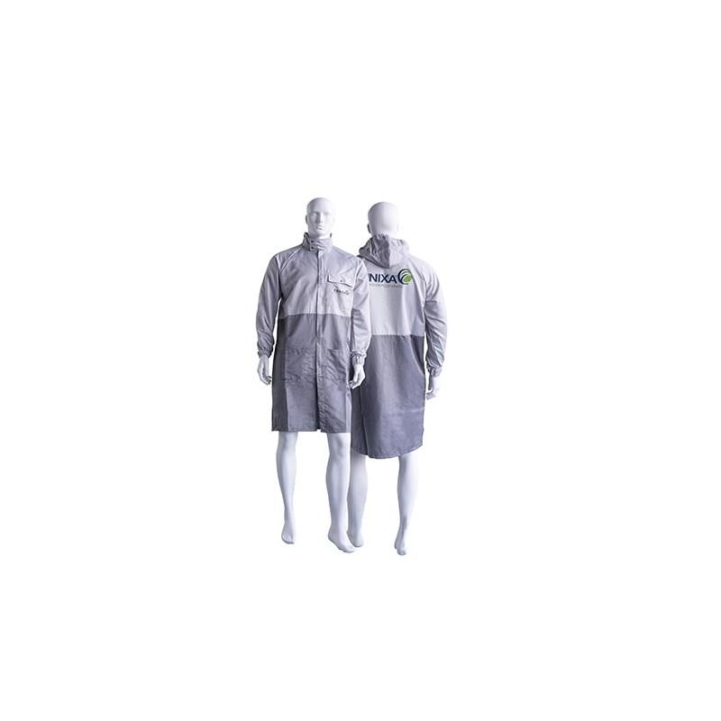 Blouse de peinture teflon carbotec gris FINIXA TCC