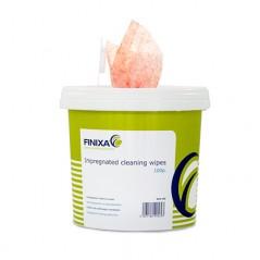Scrubs chiffons de nettoyage imprégnés FINIXA SCR 100