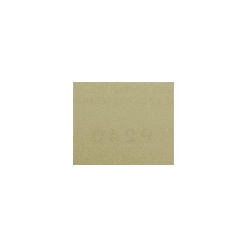 Feuille abrasive 230 mm x 280 mm au grain 40 à 360 FINIXA SUNE