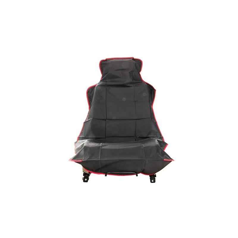 Housse de siège en nylon noir réutilisable pour voiture FINIXA COP 00