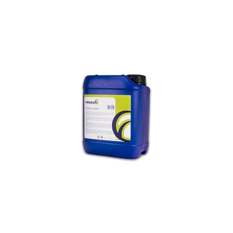 Cabine Clean nettoyant pour cabine de peinture. Pour les laques hydrodiluables que des solvants, peintures 1 et 2K.