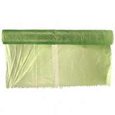 HDPE plastique de masquage statique dans un carton 10µm 380cm x 200m