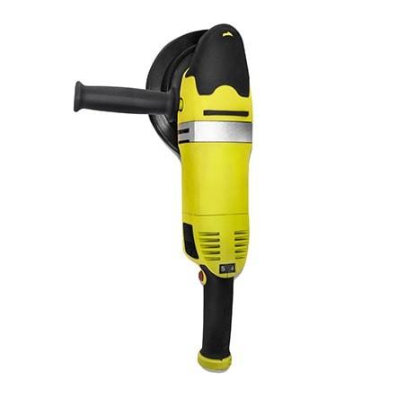 Lustreuse électrique pour travaux exigeants en carrosserie FINIXA POL 80.
