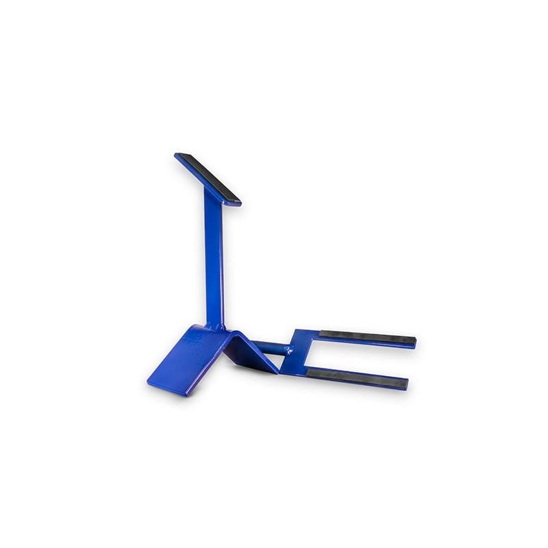 Support et fourchette pour plaquettes test en carrosserie FINIXA SSP 50