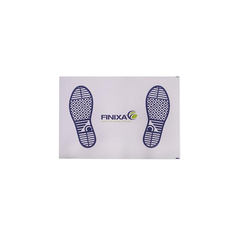Protège tapis papier sur film plastique FINIXA PAP 61