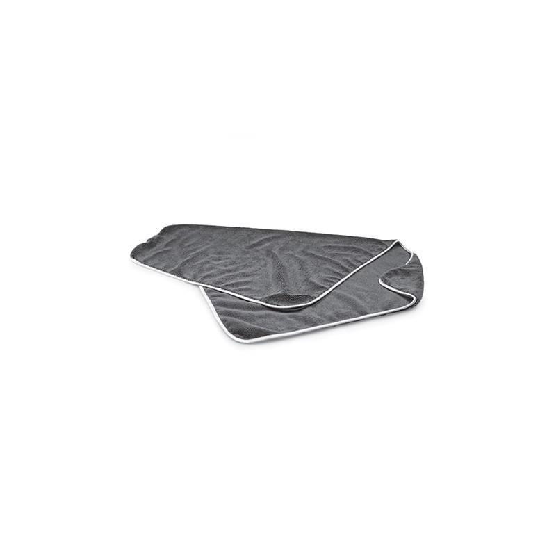 MICROFIBRE GRISE LUXUS 500 g  m2 - 60x90 cm