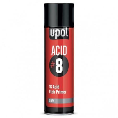 APPRÊT D'ACCROCHAGE GRIS 405 ml en aérosol - UPOL ACID 8