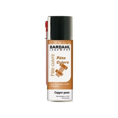 Graisse cuivre pour éviter le grippage des pièces mécaniques BARDAHL 1647.