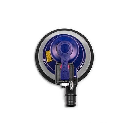 Ponceuse pneumatique excentrique 150 mm déport 2,5 et 5 mm FINIXA SAM 00 et SAM 01.
