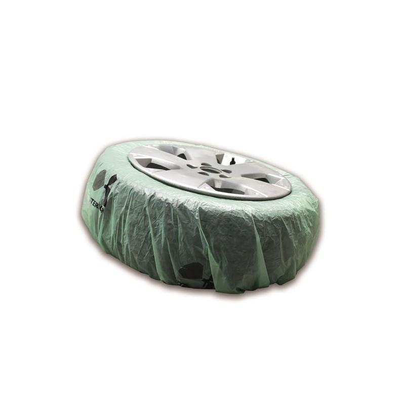 Film de masquage pour jantes FINIXA TMF 80. Réparez ou peignez le pneu sans démonter.