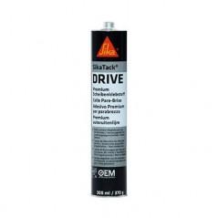 Colle pare-brise élastique 60 min - SIKA 531489. Version en cartouche de  300 ml.