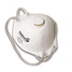Masque anti-poussière P2 pour les phases de préparation en carrosserie.