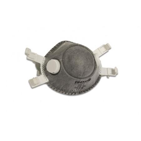 Masque de poussière P2 avec filtre charbon