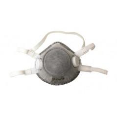 Masque P2 de carrossier filtrant les particules de poussières.