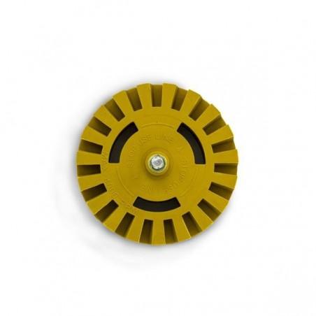 Disque de nettoyage dentelé 100x26mm FINIXA PRD 05