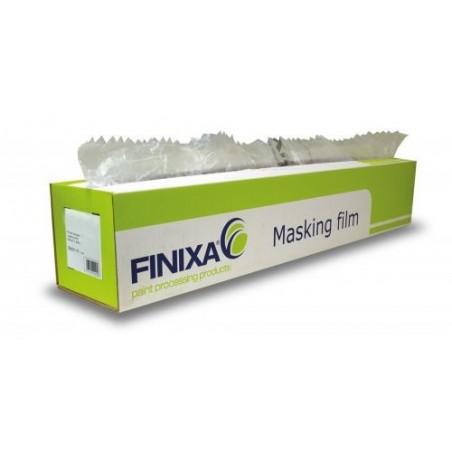 Film plastique peinture dans son emballage cartonné. Pour pick-up ou SUV. Masquage grand format.