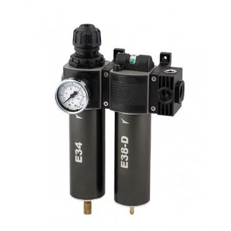 Filtre régulateur pour cabine de peinture   2 filtres