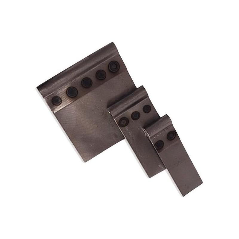 Tôle de tirage 25 mm pour pince G1