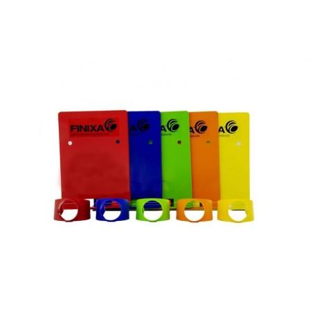 Capsules de codage et supports pour pulvérisateur
