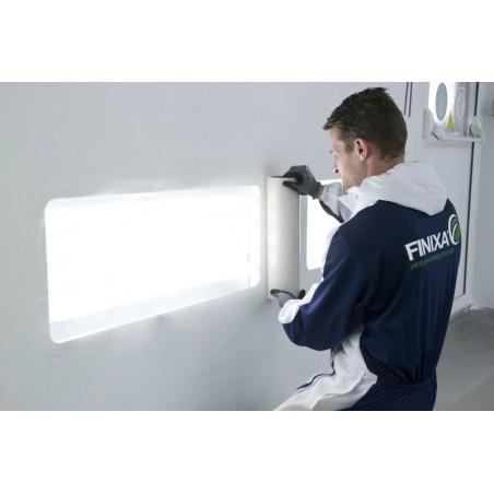 Film de protection pour éclairage de cabine