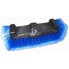 BROSSE de lavage pour auto. 3 faces de fibres très douces. Aucune rayure.