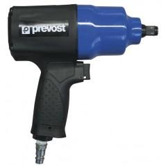 Clé à chocs composite à air comprimé - Double marteau  PREVOST TIWC120950