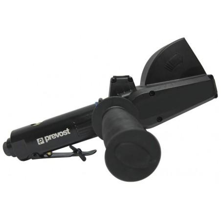 Brosseuse metal blaster pneumatique - PREVOST TMB3500