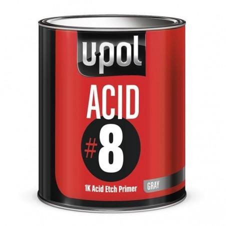 APPRÊT D'ACCROCHAGE GRIS 1L - UPOL ACID 8