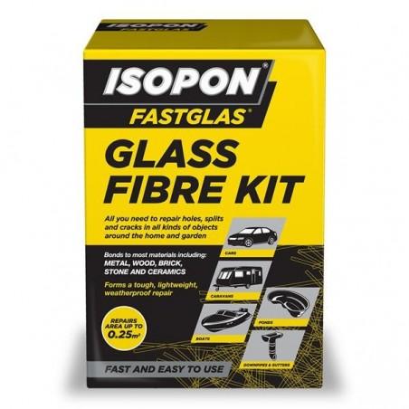 Kit fibres de verre petit kit - UPOL FASTGLAS