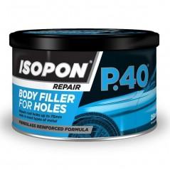 Mastic fibres pour grosses réparations - UPOL P40