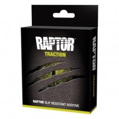 ADDITIF ANTIDÉRAPANT TRACTION NOIR 200g - UPOL RAPTOR. Rendez n'importe quelle surface antidérapante.
