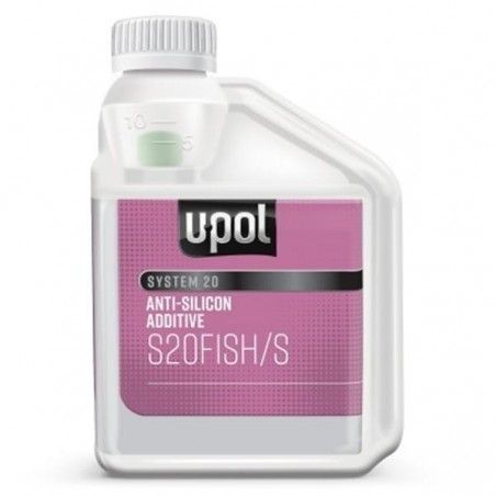 ADDITIF ANTI-SILICONE 250ml - UPOL S20FISH/S
